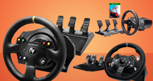 best steering wheels for xbox one
