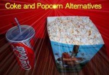 Best Coke and Popcorn Alternatives