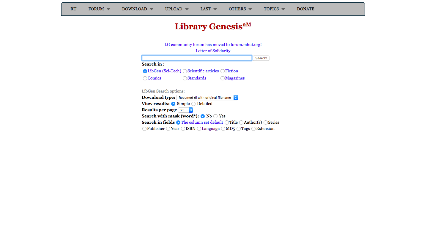 Library Genesis Proxy 2018: 25 Proxy & Mirror Sites to Unblock Libgen