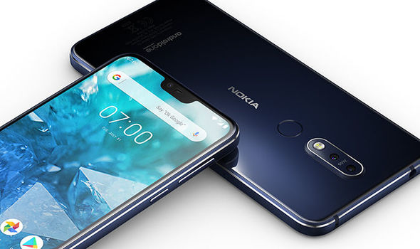 Nokia 7.1 with Android One OS and 5.84-inch PureDisplay launched