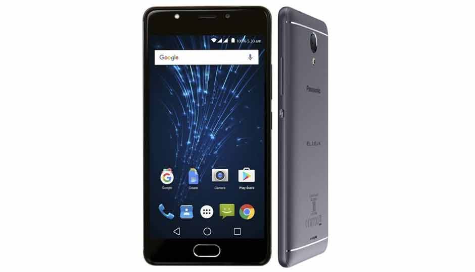 Panasonic Eluga Ray 600 launched in India
