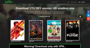 yify proxy and mirrors 2020