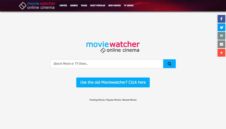 MovieWatcher Proxy