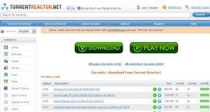Torrentreactor proxy and mirror list: websites to access Torrentreactor contents