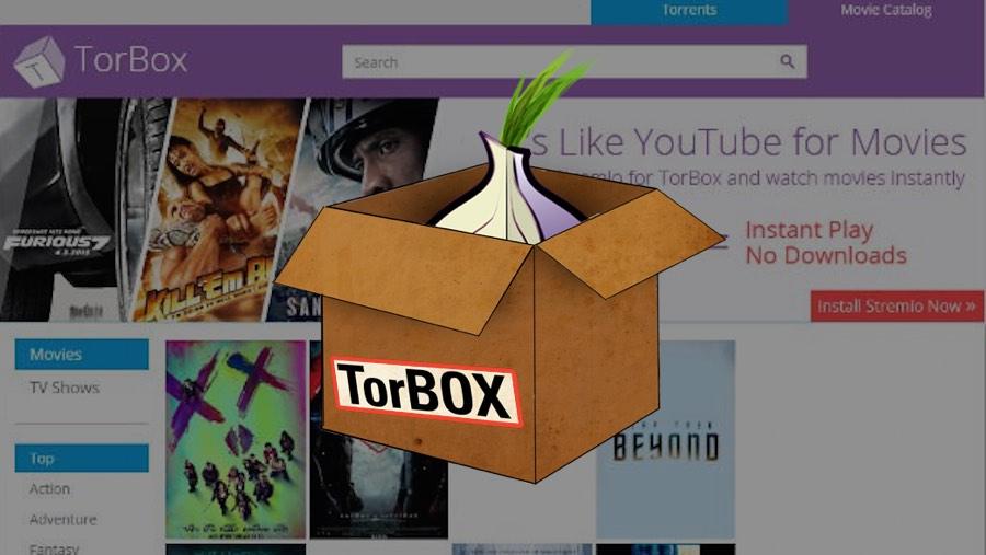 Torbox Proxy