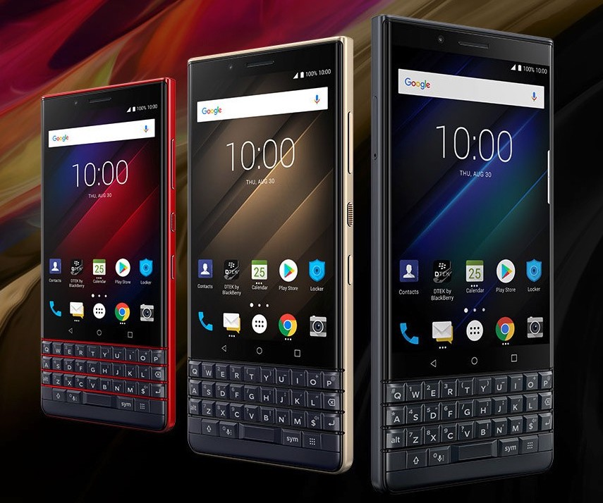 BlackBerry KEY2 LE launched in India for Rs 29,990