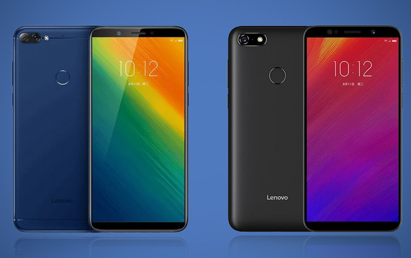 Lenovo launches two new smartphones in India