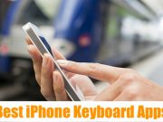 iPhone Keyboard Apps