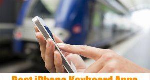 iPhone Keyboard Apps