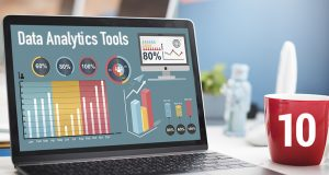 Top 10 tools for Data Analytics