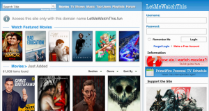 Top 10 Sites Like LetMeWatchThis to Watch Free Movies Online