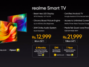 Realme smart TV and Soundbar launched in India