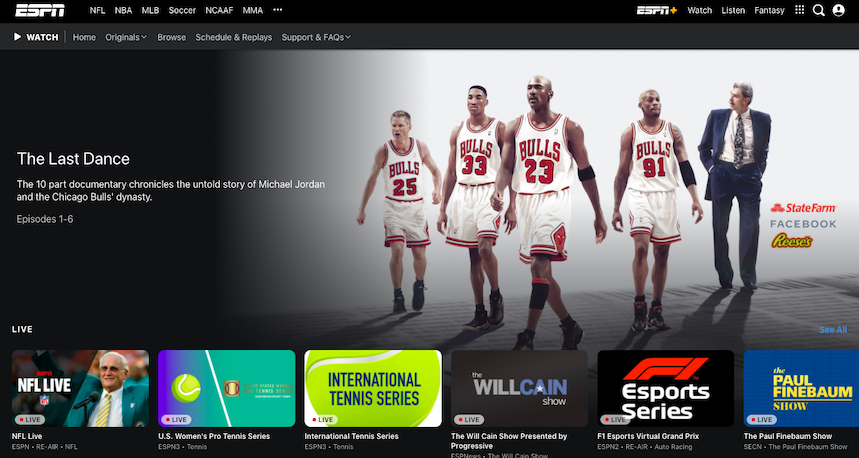 10 Best Firstrowsports Alternatives For Football Streaming Biztechpost