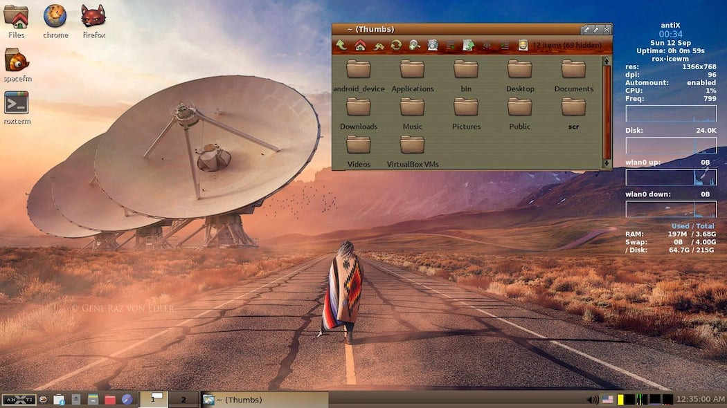 Lightweight & Fast Linux Distros