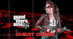 Complete List Of GTA 5 Cheat Codes